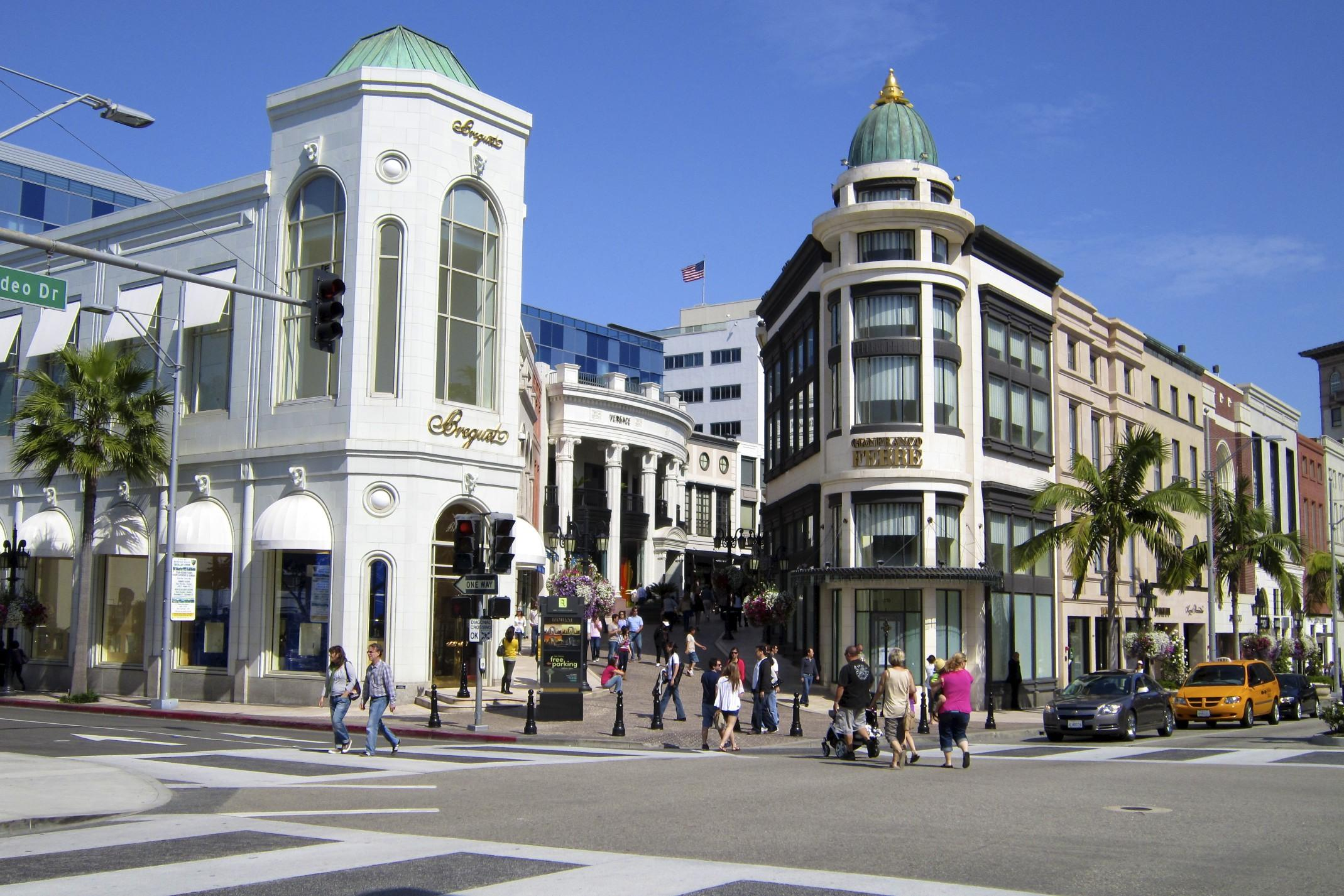 Luxe Rodeo Drive Hotel Beverly Hills Ca